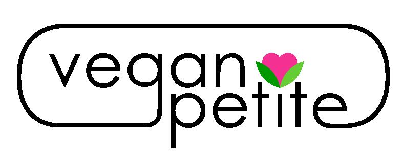 Vegan Petite logo - Linda Albertini Web Design